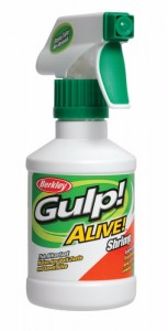 BERKLEY ATRAKTOR GULP SPRAY 8 OZ NIGHTCRAWLER