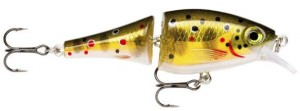 Rapala Wobler Bx Shad Jointed 6cm Brown Trout